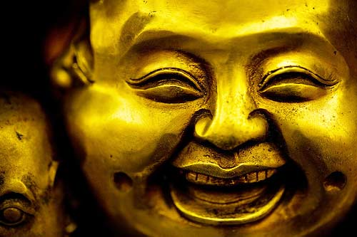 Smiling Buddha Meditation For Joy [TUTORIAL]