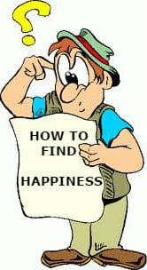 how to find happiness