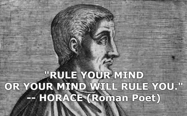 horace quote