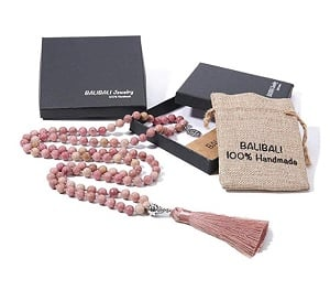 balibali mala beads necklace