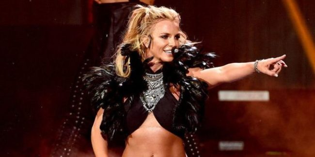 britney spears alive