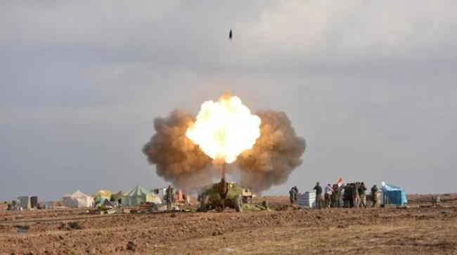 iraqi forces launched mission against ISIL