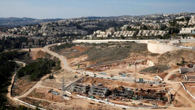 Israel lifts ban on building more homes in East Jerusalem