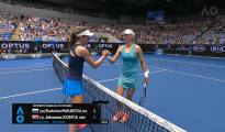 Johanna Konta knocked out Ekaterina Makarova