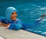swiss muslim girls to swimm with boys