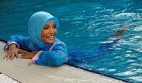 swiss muslim girls to swimm with boys
