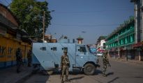 5 August Kashmir Lockdown Curfew