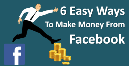 How to earn money from Facebook Pages