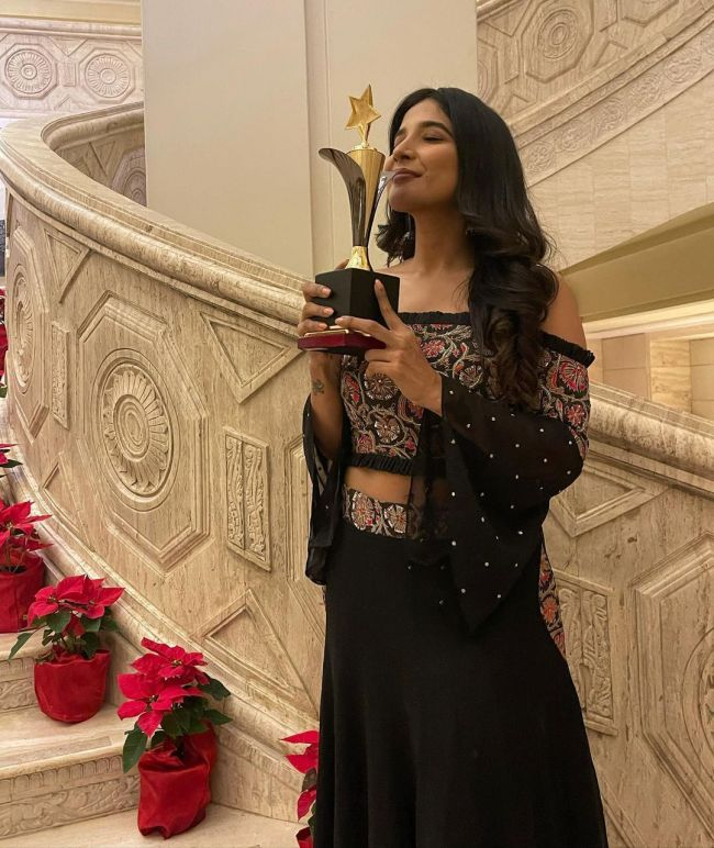 Sakshi Agarwal Awards