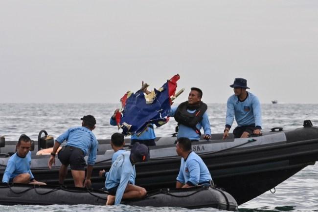 Sriwijaya Air Crash Black Box Found