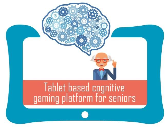 tablet-based gaming platform