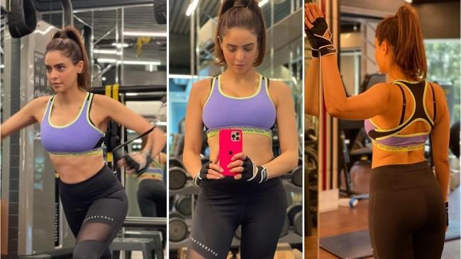Aamna-Sharif-Gym-Workout