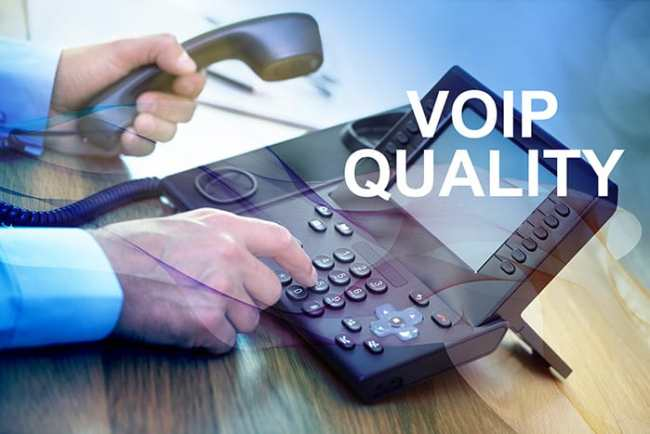 Improve VoIP Call Quality