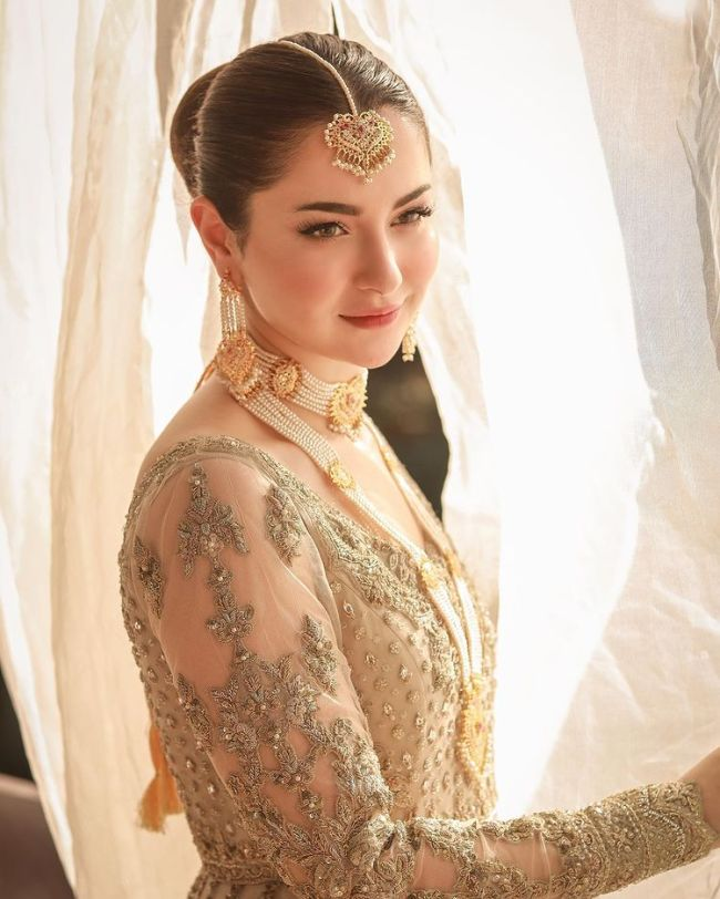 Hania Amir Bridal Makeup