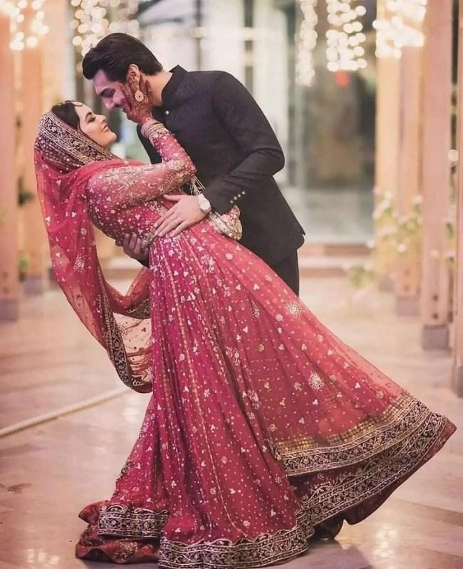 Minal Khan Ahsan Wedding