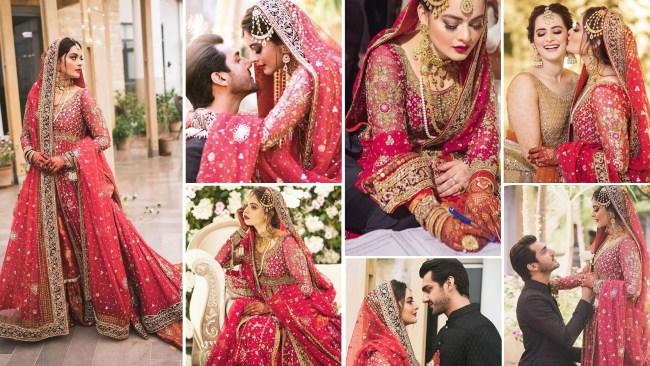 Minal Khan Baraat Pictures