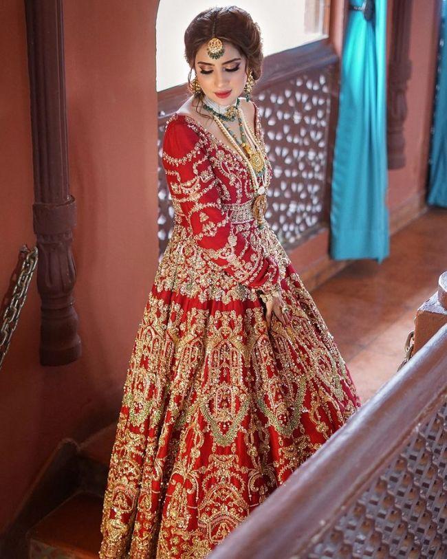 Saboor-Aly Bridal-Photoshoot