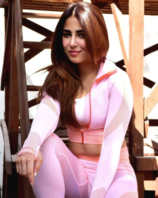 Gym Wear Pakistani Actress