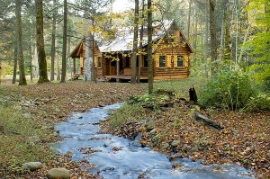 log-cabin-in-the-woods