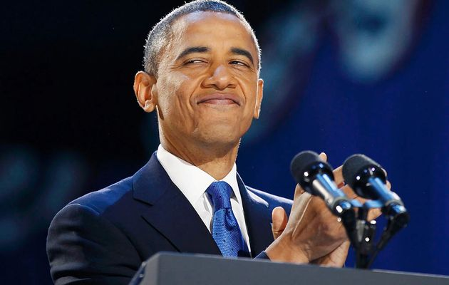 Image result for smug obama