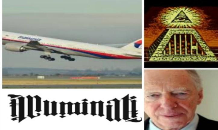 Resultado de imagen para mh370 and rothschild