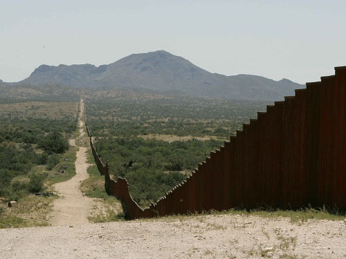 border fence wikimedia