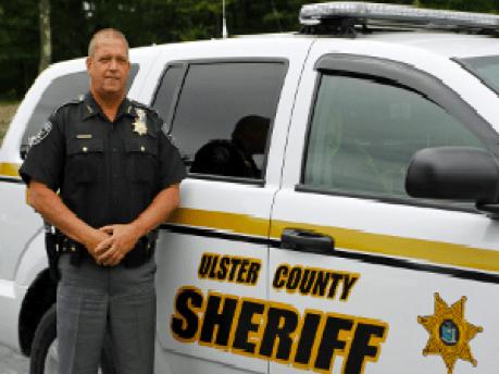 ulster sheriff