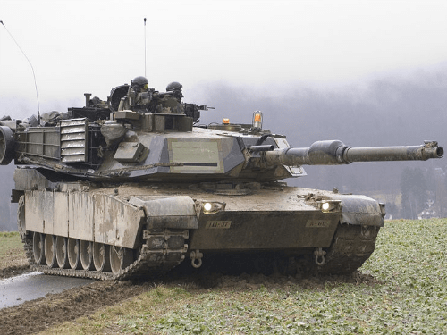 abrams tank wikimedia