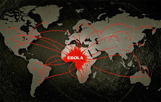 Ebola Spreading
