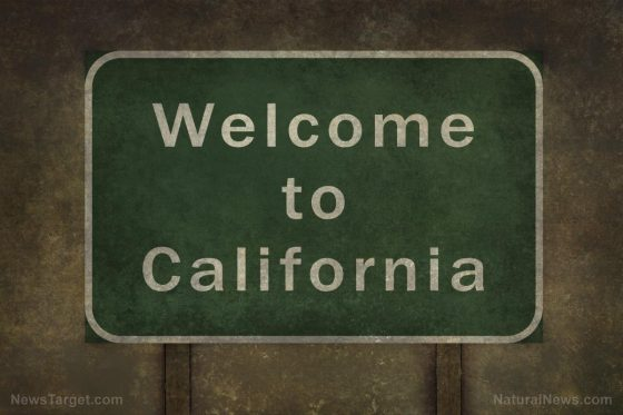 Welcome-To-California-Road-Sign