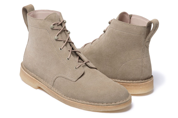 128fce14a80c68 Supreme x Clarks 2011 Winter Boots