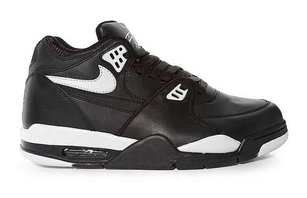 hot sale online 2888d 09791 Nike Air Flight 89 QS (Black White)