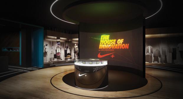Nike launch House of Innovation at Selfridges UltraLounge da6ffd1a0