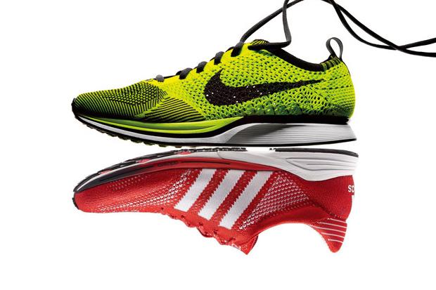 Nike-Flyknit-adizero-Primeknit