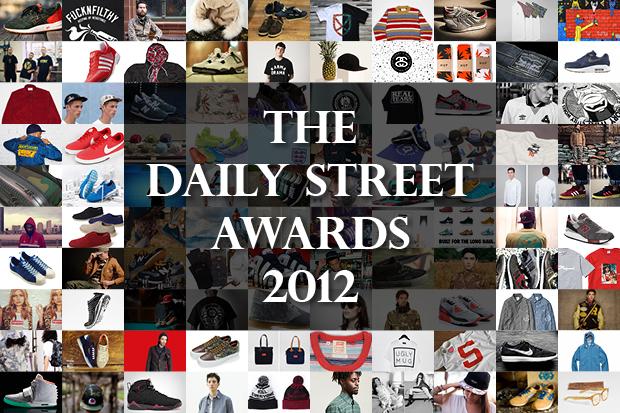 The Daily Street Awards 2012