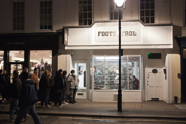 All Gone 2012 London Launch Footpatrol Michael Dupouy-2
