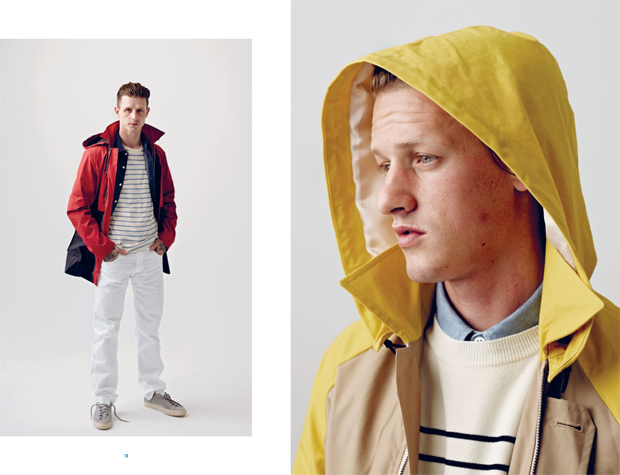 Hentsch Man Spring Summer 2013 Lookbook 07