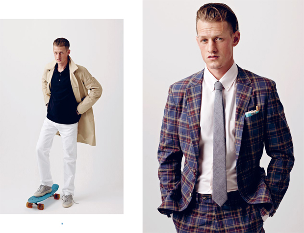 Hentsch Man Spring Summer 2013 Lookbook 11