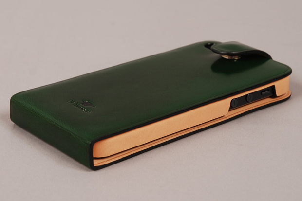Il Bussetto Leather Flip iPhone 5 Case 04