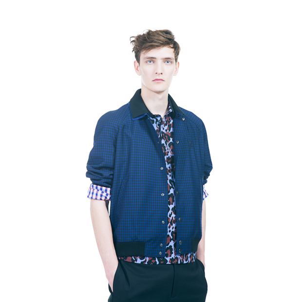 Raf Simmons Fred Perry Spring Summer 2013 Collection 05