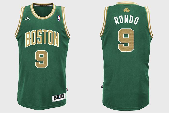 102c3d7c352 NBA St. Patrick s Day Jerseys (Celtics   Bulls)