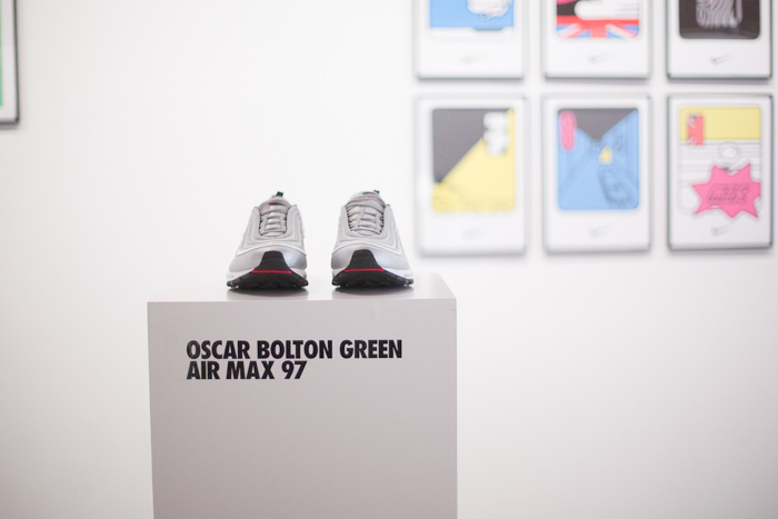 A look inside the Nike Air Max Reinvent exhibition 14