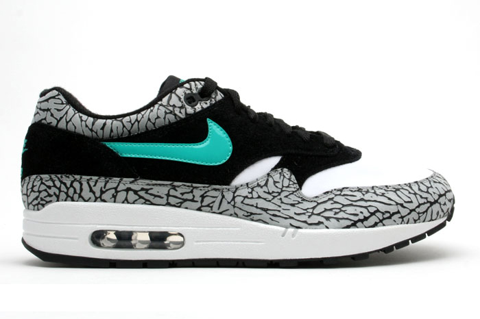 Atmos x Nike Air Max 1 Elephant 01