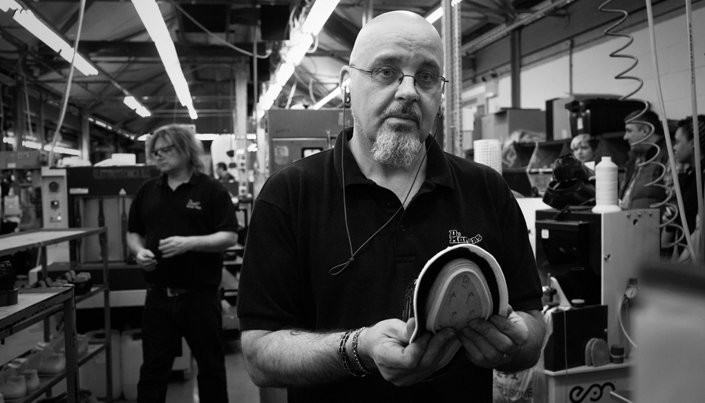 How Its Made Dr Martens Factory The Daily Street 07