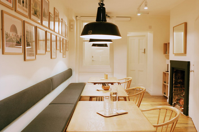 Monocle Opens London Cafe 14
