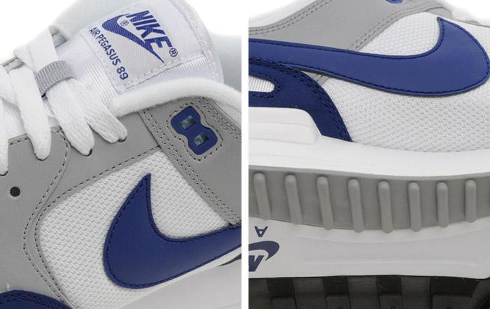 Nike Air Pegasus 89 Blackened Blue White Green White 03