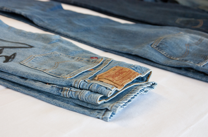 Levis Vintage Archive - Lynn Downey - The Daily Street06