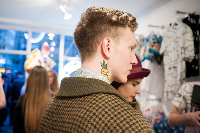 Recap Lazy Oaf Summer 2013 Collection Launch Party London 14