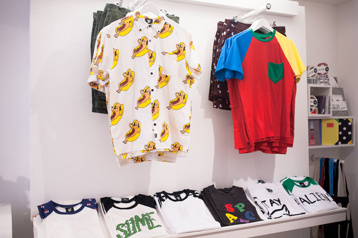 Recap Lazy Oaf Summer 2013 Collection Launch Party London 24