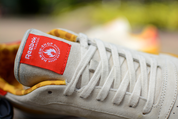 Hanon x Reebok Classic Leather 30th Anniversary Aberdeen Leopards 08